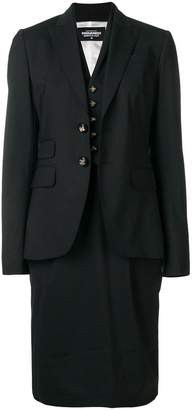 DSQUARED2 three-piece suit