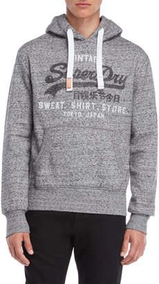 Superdry Sweatshirt Logo Hoodie