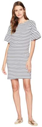 Joules Sienna Fluted Sleeve Jersey Dress Women's Dress