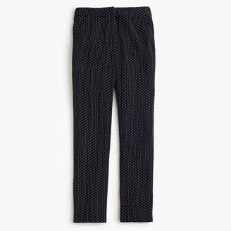 J.Crew Tall Easy pant in foulard print