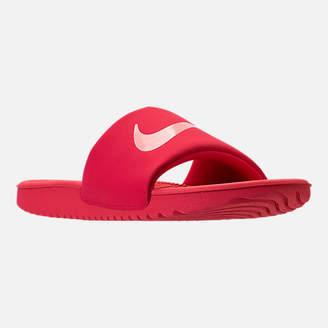 Nike Girls' Grade School Kawa Slide Sandals