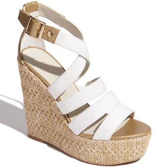Nine West 'Braxton' Wedge Sandal