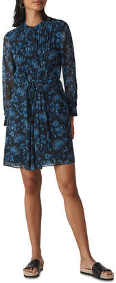 Whistles Pitti Print Shirt Dress