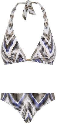 Gottex Golden Sand Halterneck Bikini