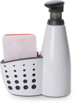 Casabella Sink Sider Soap Dispenser & Sponge