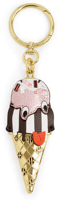 Henri Bendel Ice Cream Bag Charm