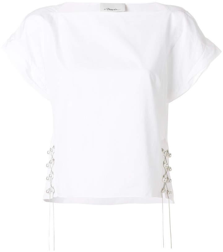 3.1 Phillip Lim embellished blouse