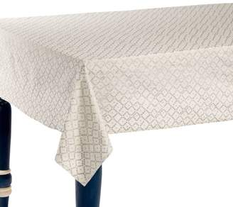 "John Robshaw Nashi Tablecloth, 70"" x 108"""