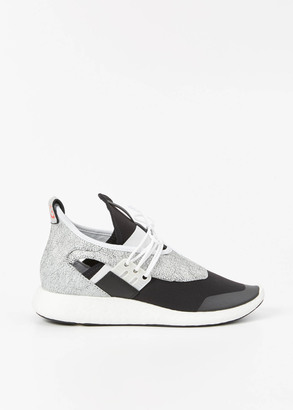 Y-3 ftw white elle run $350 thestylecure.com