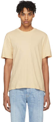 Our Legacy Beige Bump T-Shirt