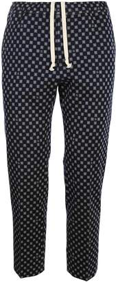 Gucci classic cut trousers