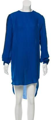 Thomas Wylde Silk Midi Dress w/ Tags