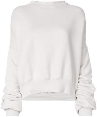 Unravel Project oversized jumper