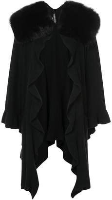 Thomas Wylde open front coat