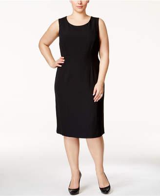 Kasper Great black dress