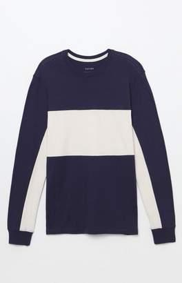 Tavik Parson Colorblock Long Sleeve T-Shirt