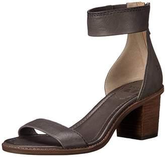 Frye Women's Brielle Back Zip Flat Sandal