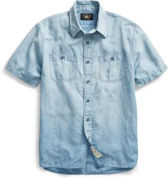 Ralph Lauren Cotton-Linen Chambray Shirt