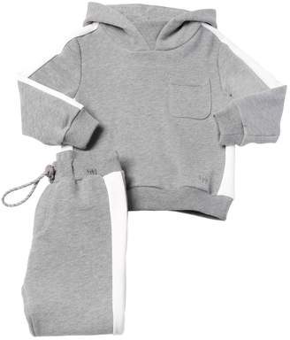 Il Gufo Cotton Sweatshirt Hoodie & Sweatpants