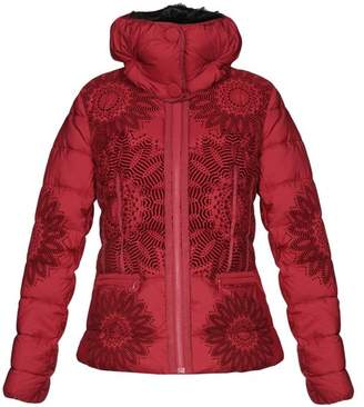 Desigual Synthetic Down Jacket