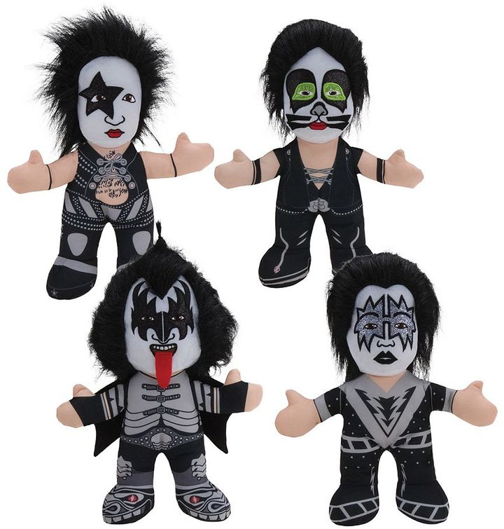 Toy factory Kiss Sparkle Plush Gift Set by Toy Factory