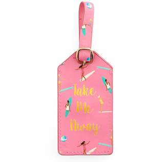 "Lauren Conrad Take Me Away"" Luggage Tag"