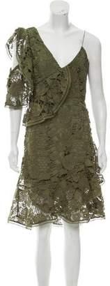 Keepsake Lace Midi Dress w/ Tags