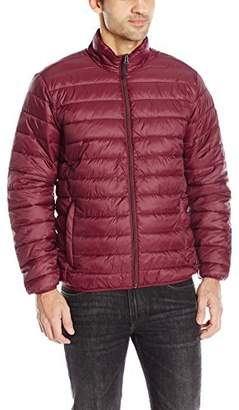 Hawke & Co Men's Poly Packable Puffer Jacket