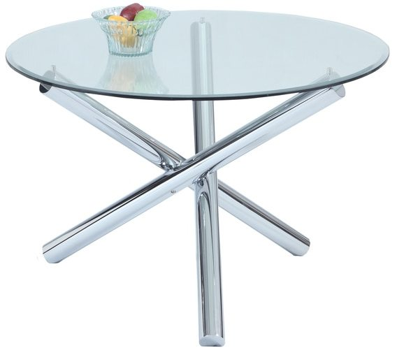 Christopher Knight Home Leah Round Dining Table