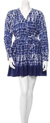 Thakoon Printed Silk Dress w/ Tags