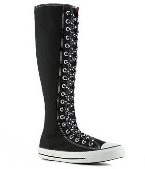 Converse Chuck Taylor All Star Double High-Top Sneaker - Womens
