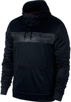 9de0fed66 Nike Men's Jordan Therma 23 Alpha Printed Training Pullover Hoodie