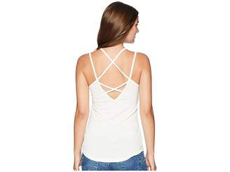Miss Me Crisscross Back Cami Women's Sleeveless