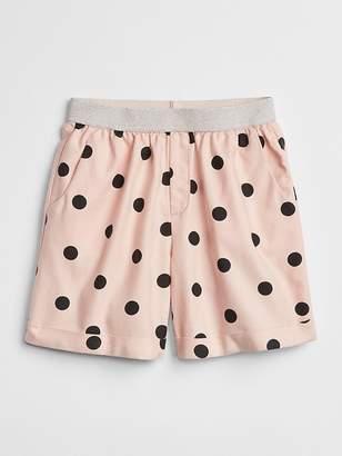 Gap Print Pull-On Shorts