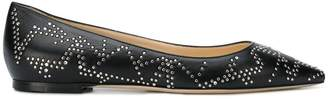 Jimmy Choo Romy flat slippers