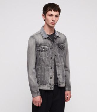 AllSaints Grafton Denim Jacket
