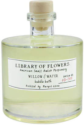 Library of Flowers Willow & Water Bubble Bath