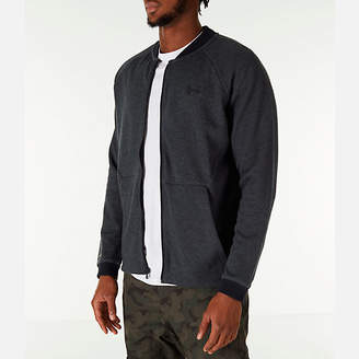 Under Armour Men's Unstoppable Double Knit Bomber Jacket