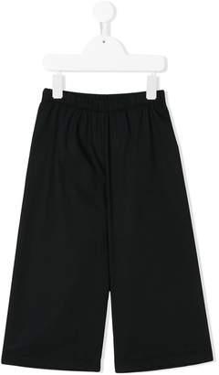 Vivetta Kids classic wide leg trousers