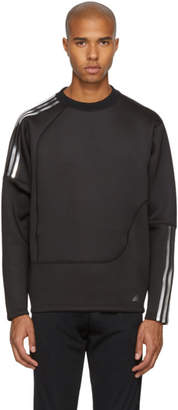 adidas x Kolor Black Spacer Crew Sweatshirt