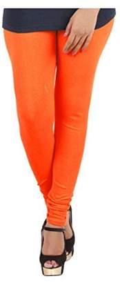 EERA Mix-N-Match Indian Churidaar Pajama Full Length 95% Cotton Skinny Stretchy Free Size Legging Bottom