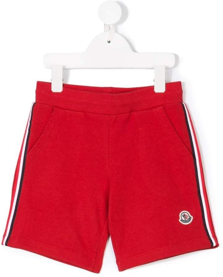 side panel track shorts