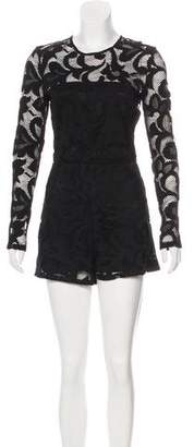 Alexis Onasis Lace Romper w/ Tags