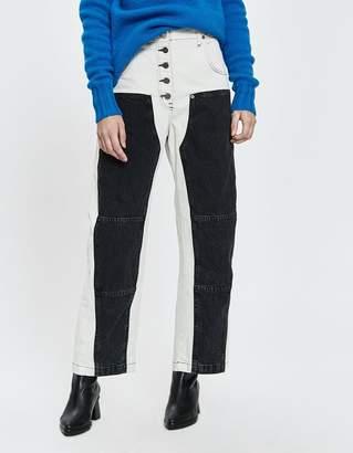 Rachel Comey Handy Contrast Pant