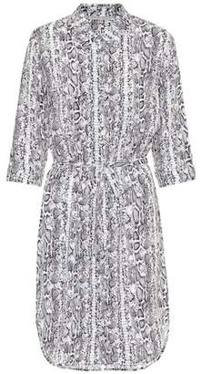 Heidi Klein Kenya printed shirt dress