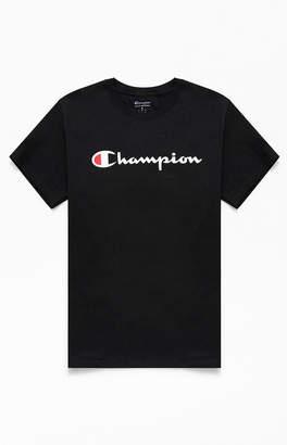 Champion Classic Script T-Shirt