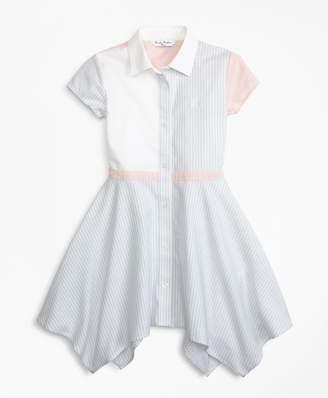 Brooks Brothers Non-Iron Supima Cotton Oxford Fun Shirt Dress