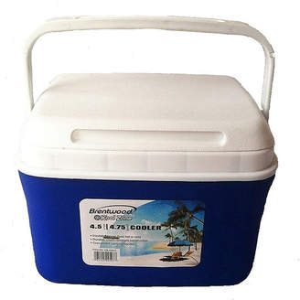 Asstd National Brand Brentwood 4.5 Liter (4.75Qt) Cooler Box / Ice Chest