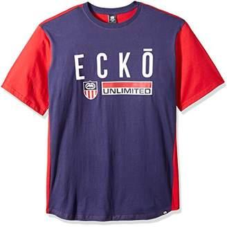 Ecko Unlimited Men's Rhino United Ss Knit