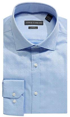 Vince Camuto Slim-Fit Long-Sleeve Dress Shirt